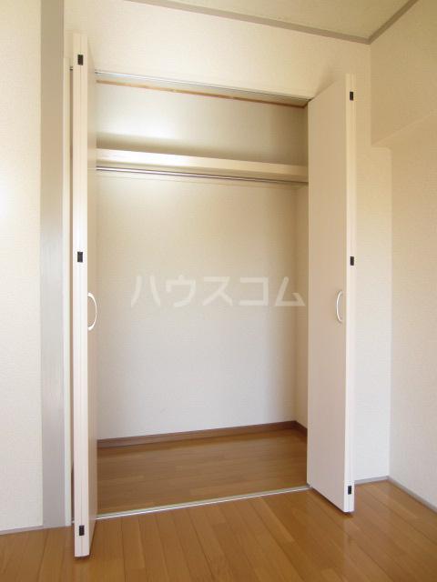 欅マンション 505号室の収納