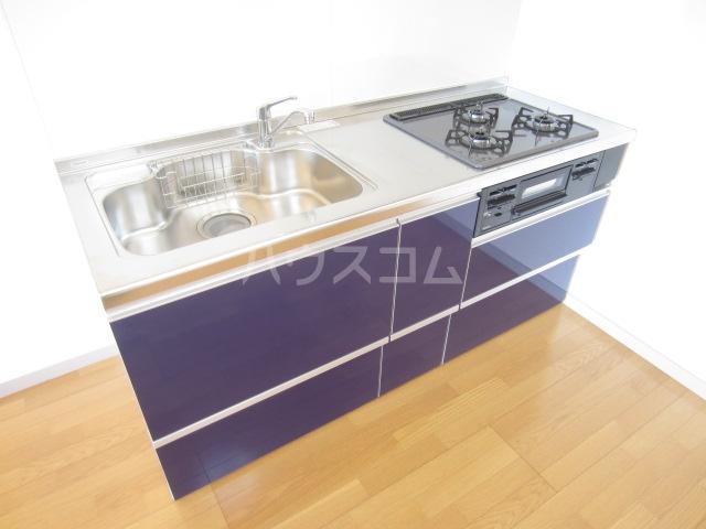欅マンション 505号室のキッチン