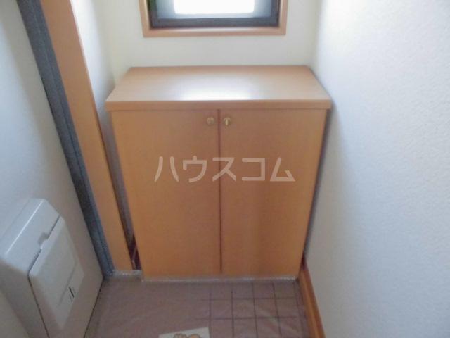 ラ・フレイズⅡ 1107号室の玄関