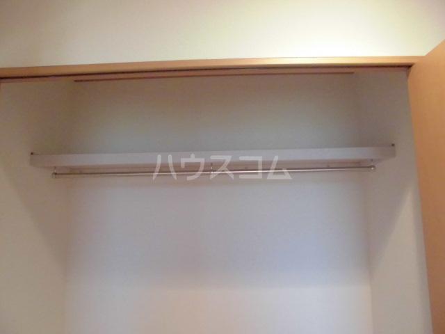 ラ・フレイズⅡ 1107号室の収納