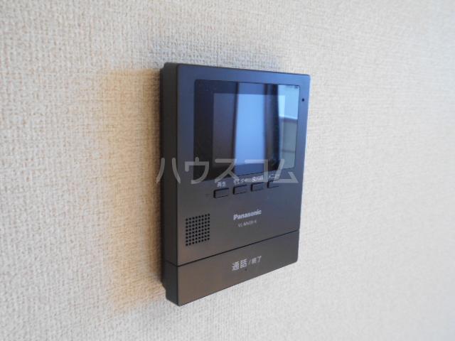 シーダーハウスⅡ 201号室のセキュリティ