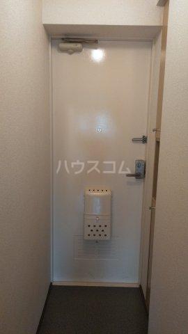 昭和コーポ前橋A棟 201号室の玄関
