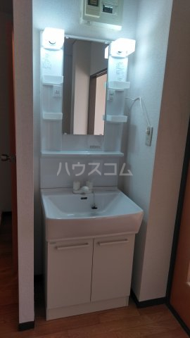 昭和コーポ前橋A棟 201号室の洗面所