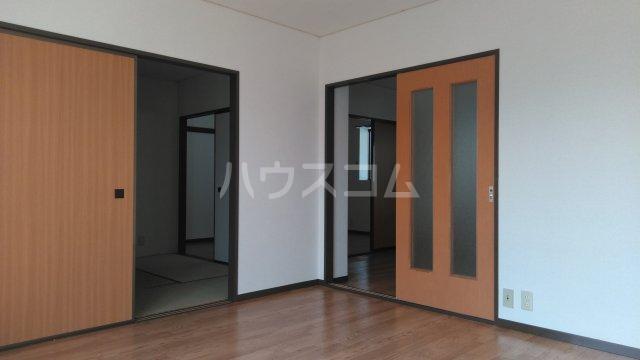 昭和コーポ前橋A棟 201号室のベッドルーム