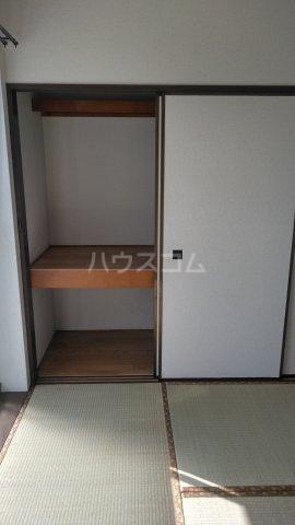 昭和コーポ前橋A棟 201号室の収納