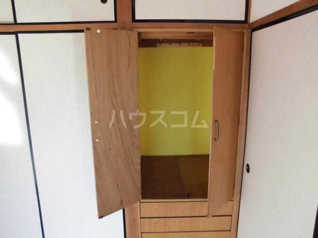 オギハラマンション北棟 201号室の収納