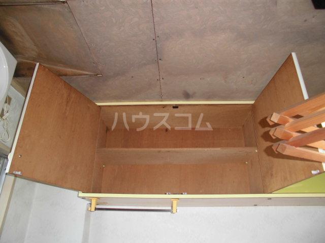 オギハラマンション北棟 301号室の収納