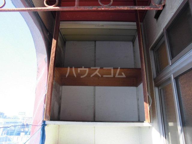 オギハラマンション南棟 201号室の収納