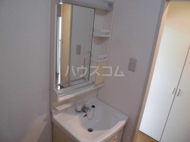 レジデンス輝樹Ⅱ 401号室の洗面所