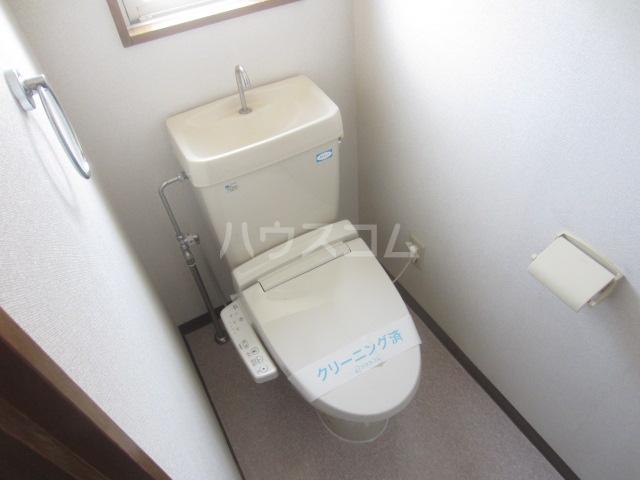 清水第三マンション 301号室の洗面所