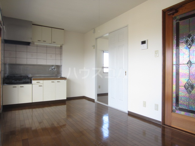 清水第三マンション 301号室のトイレ