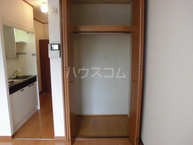 ロックハイツⅡ 308号室の収納