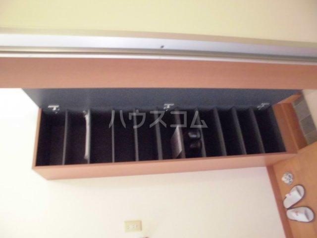 ロックハイツⅡ 308号室の玄関