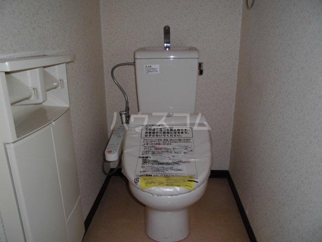 ドミトリー下小出 303号室のトイレ