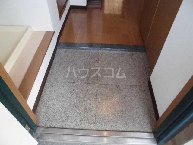 ドミトリー下小出 303号室の玄関