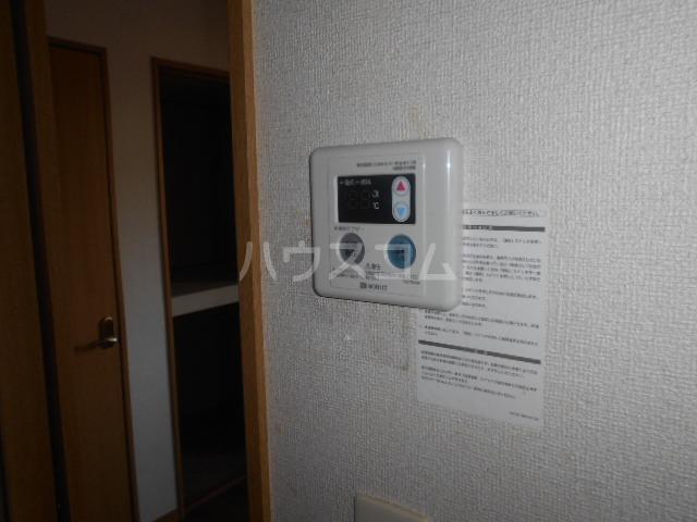 シルクヒルズB 102号室の設備