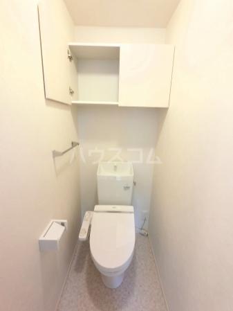 Famille Maebashi 105号室のトイレ