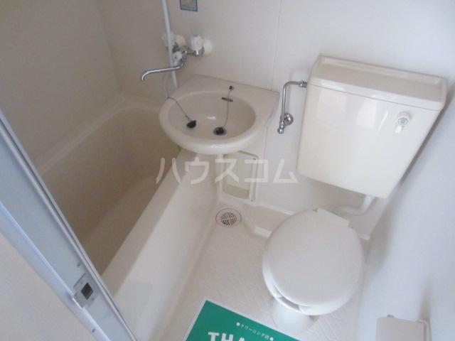 ダイアパレス前橋元総社 607号室の風呂