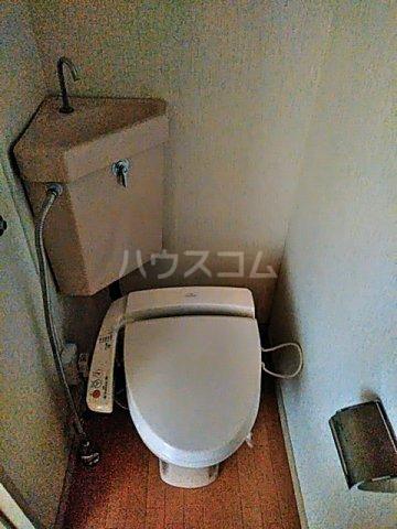 塩野ビル 3-C号室のトイレ