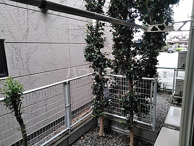 ハピネスハイツ 102号室の景色