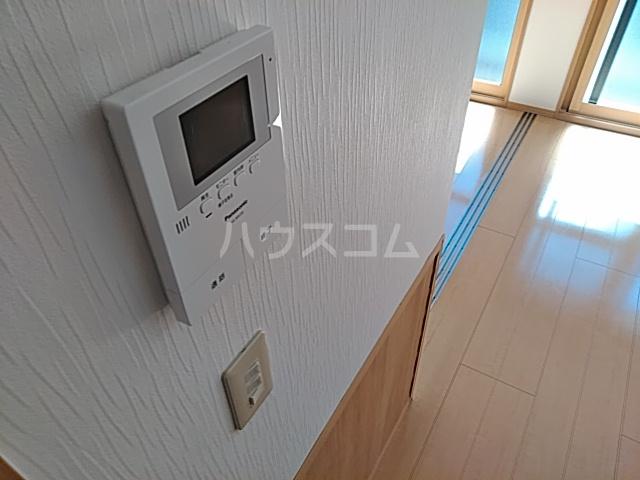 リリーハウスA 203号室のセキュリティ