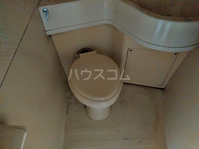 コーポ野村 202号室の風呂