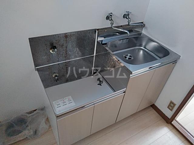 コーポ野村 202号室のキッチン