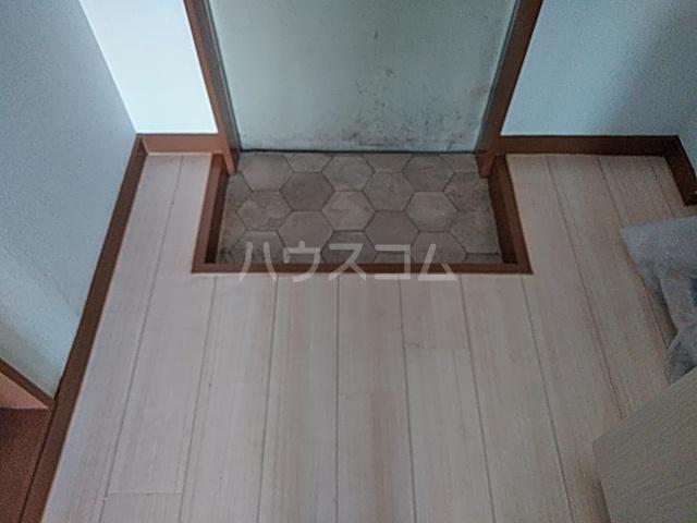 コーポ野村 202号室の玄関