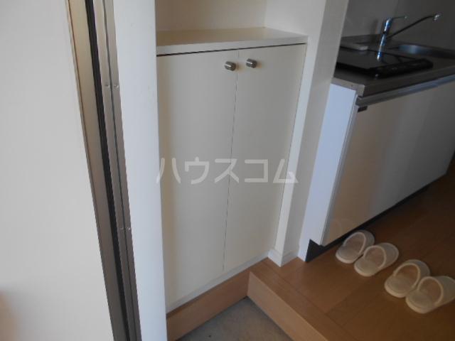 BBA-Loge上田アパート D号室の玄関