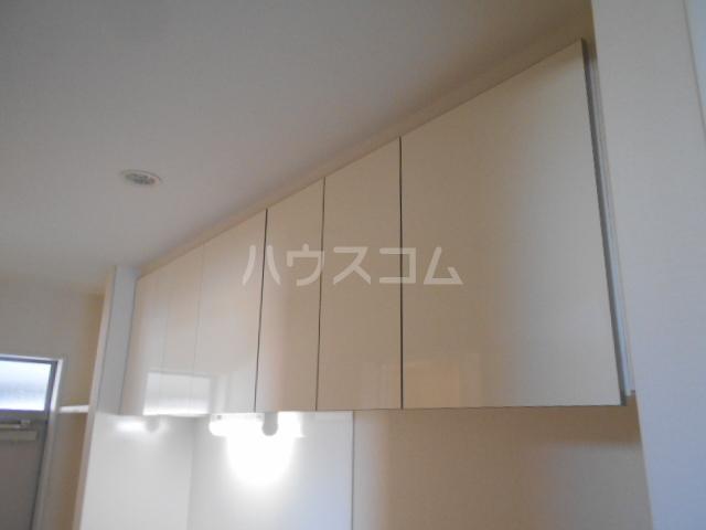 BBA-Loge上田アパート D号室のキッチン