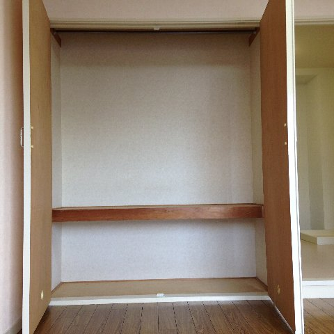 エル・グランデ 207号室の収納