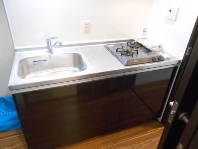 グランレブリー壬生 103号室のキッチン