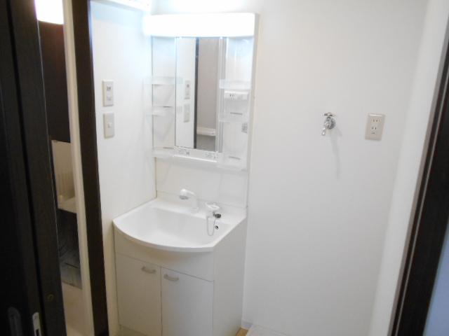 グランレブリー壬生 103号室の洗面所