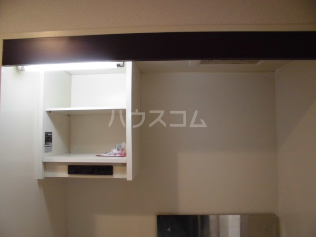 バウハウス 303号室のキッチン