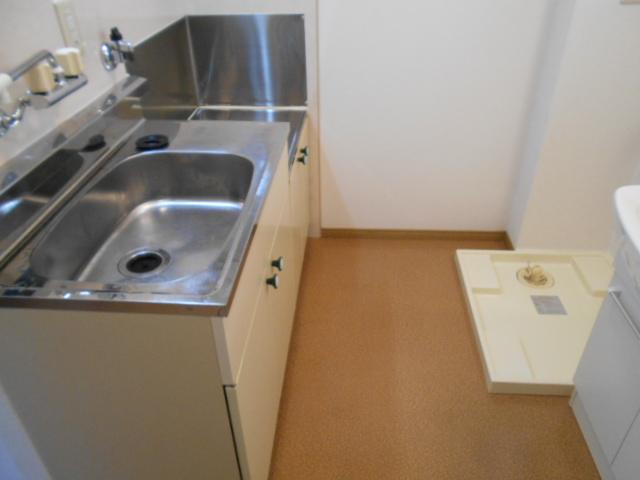 エレガンス西院 208号室の設備
