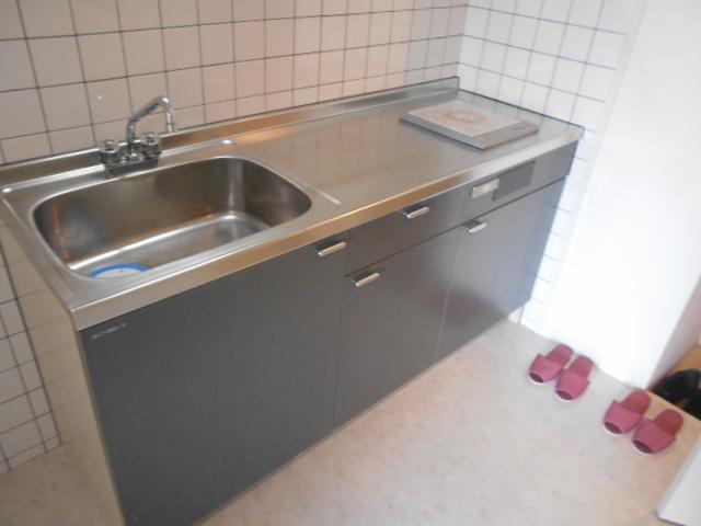 サンフローラ丸太町 708号室のキッチン