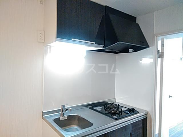 ワンモアハート円町 601号室のキッチン
