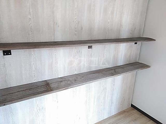 グランドーリア西院 4-C号室の収納