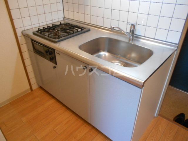 INFINITY 202号室のキッチン