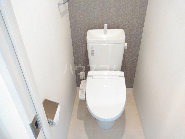 Delphi 401号室のトイレ