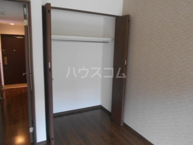 ベラジオ京都壬生イーストゲート 505号室の収納