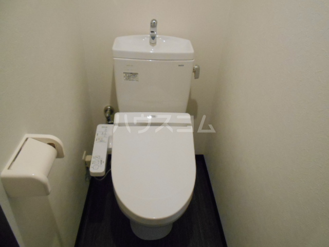 Resonance西陣 302号室のトイレ
