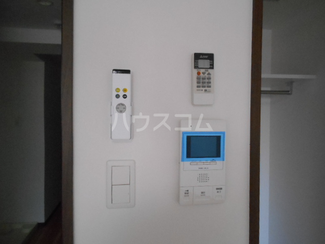 Resonance西陣 302号室のセキュリティ