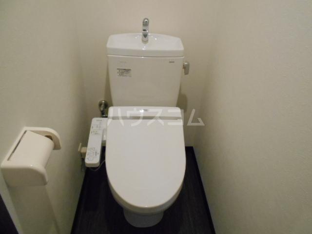Resonance西陣 401号室のトイレ