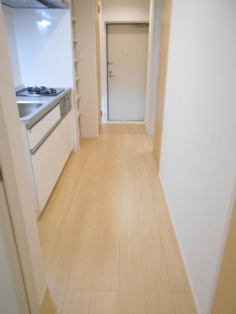 ラガール 103号室のキッチン