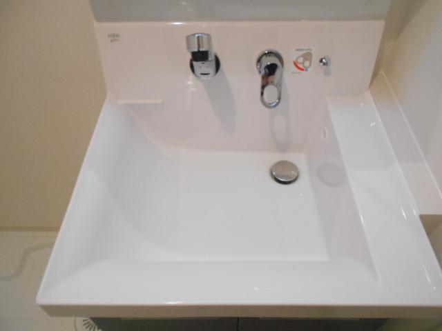 ラガール 103号室の洗面所