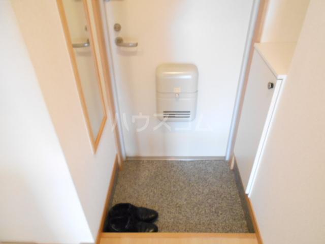 フラッティ今出川天神 303号室の玄関