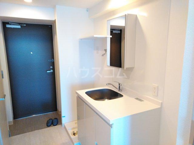 キャンパスヴィレッジ京都西京極 516号室のキッチン