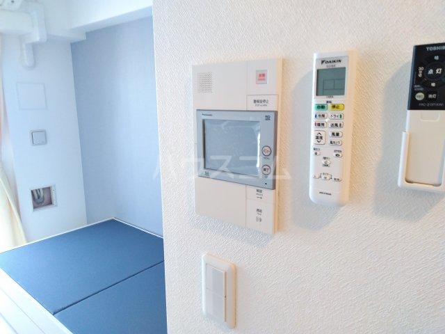 キャンパスヴィレッジ京都西京極 516号室のセキュリティ