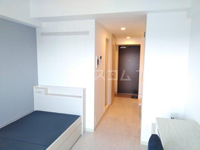 キャンパスヴィレッジ京都西京極 516号室のベッドルーム